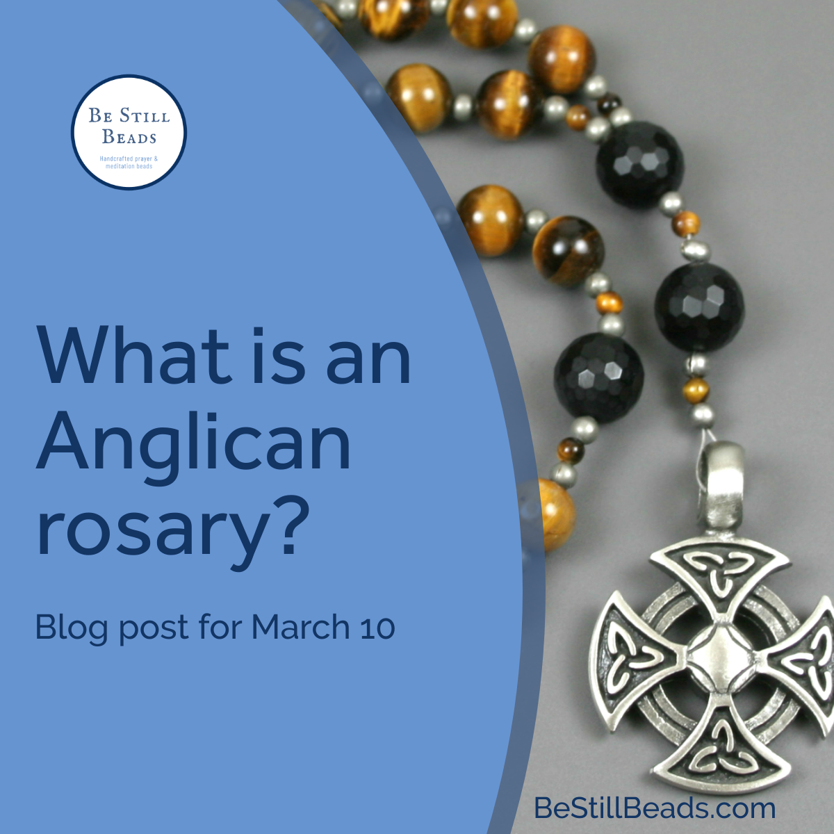 What is an Anglican rosary?