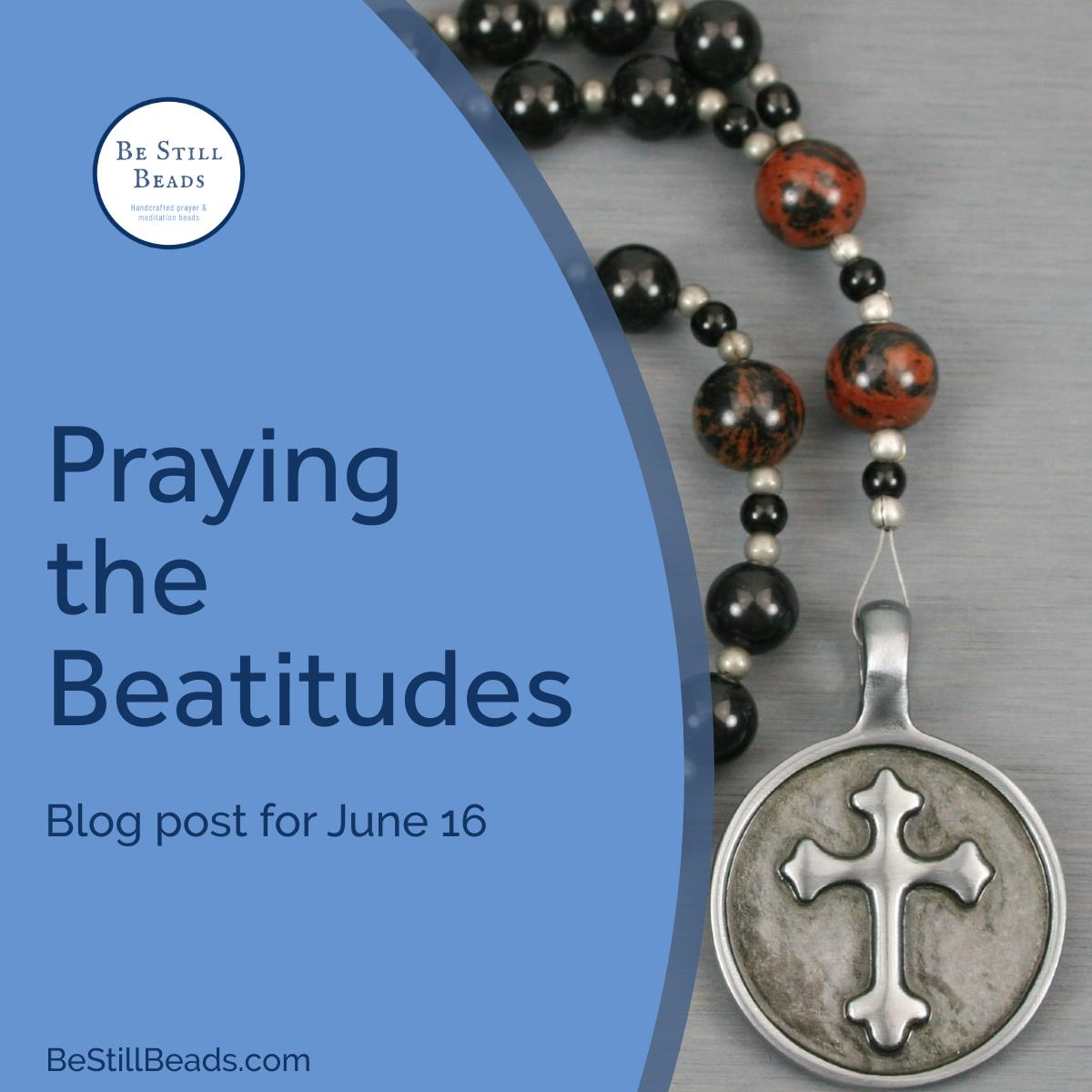 Praying the Beatitudes